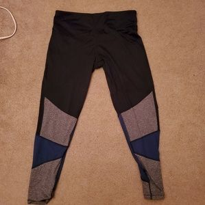 Marika workout leggings. Size L. EUC